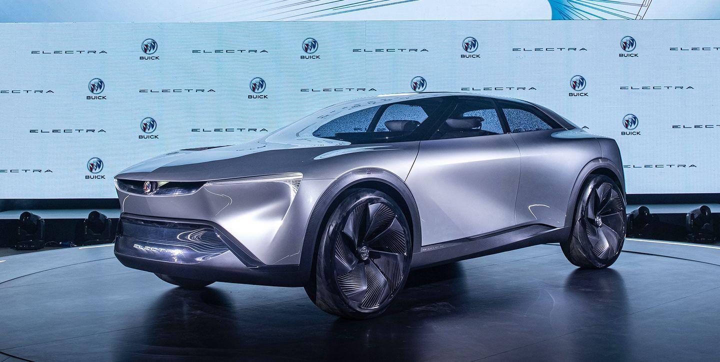 buick electra concept uses ultium ev tech but will this be the brand s lyriq yahoo finance