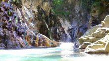 全台熱門秘境之一 野溪溫泉能拍也能玩