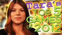The Top 5 Games of 2012 - Tara Long Edition - Rev3Games Originals