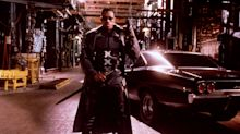 Wesley Snipes reacts to news that 'Blade' was almost whitewashed