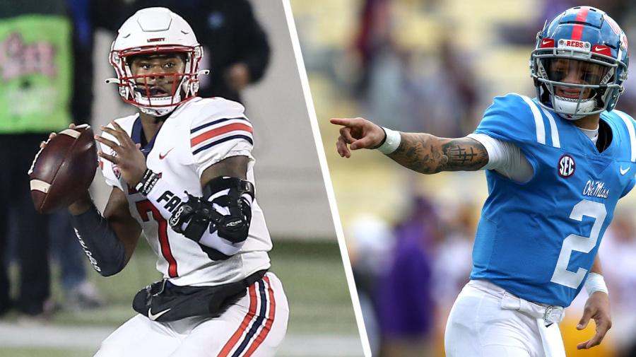 Enticing matchups of NFL prospect quarterbacks