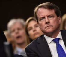 Trump stops ex-White House counsel Don McGahn testifying to Congress