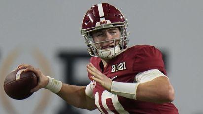 Star Alabama quartet declare for NFL draft