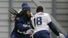 Seahawks not punished for Richard Sherman injury reporting, but NFL sent its message