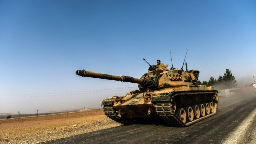 Turkey launches anti-IS operation in Syria