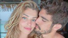 Grazi Massafera e Caio Castro celebram primeiro Dia dos Namorados juntos