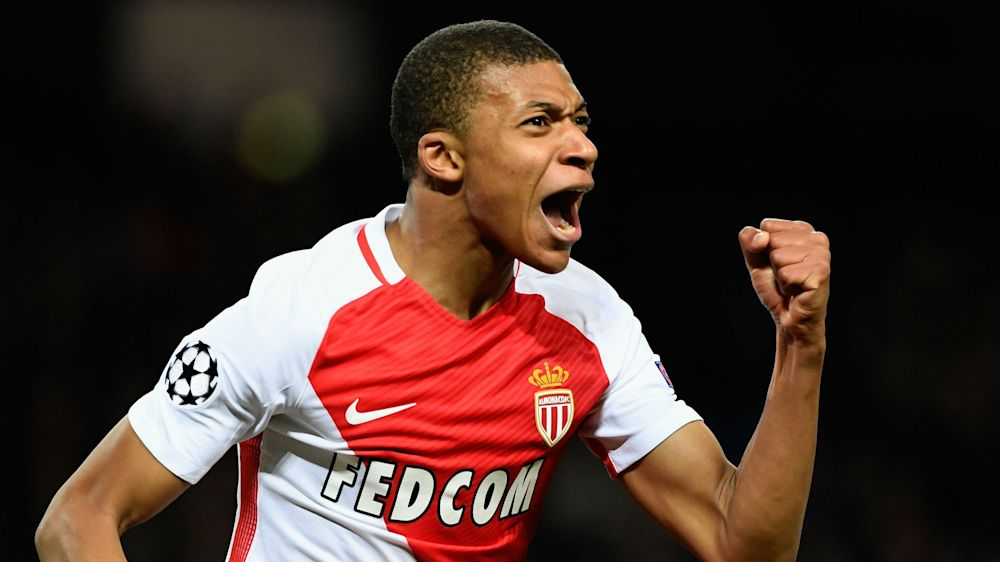 Monaco star Mbappe given maiden France call-up