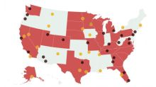 CARTE. Etats-Unis: où ont lieu les principales manifestations après la mort de George Floyd (et quelles villes ont décrété un couvre-feu)?