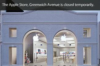 Greenwich, Conn., Apple Store closed temporarily due to flooding
