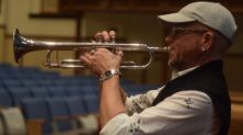 Pianist and trumpeter is an inspiration to fellow musicians