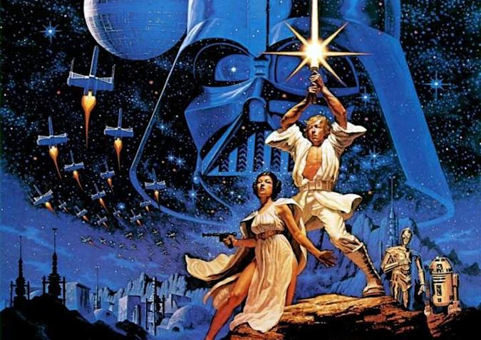 The original 'Star Wars' trilogy is returning to theaters