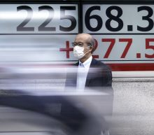 Asian shares gain on hopes for recovery, despite outbreaks,
