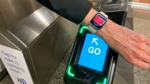 The country's largest transit system will soon let you pay with your iPhone
