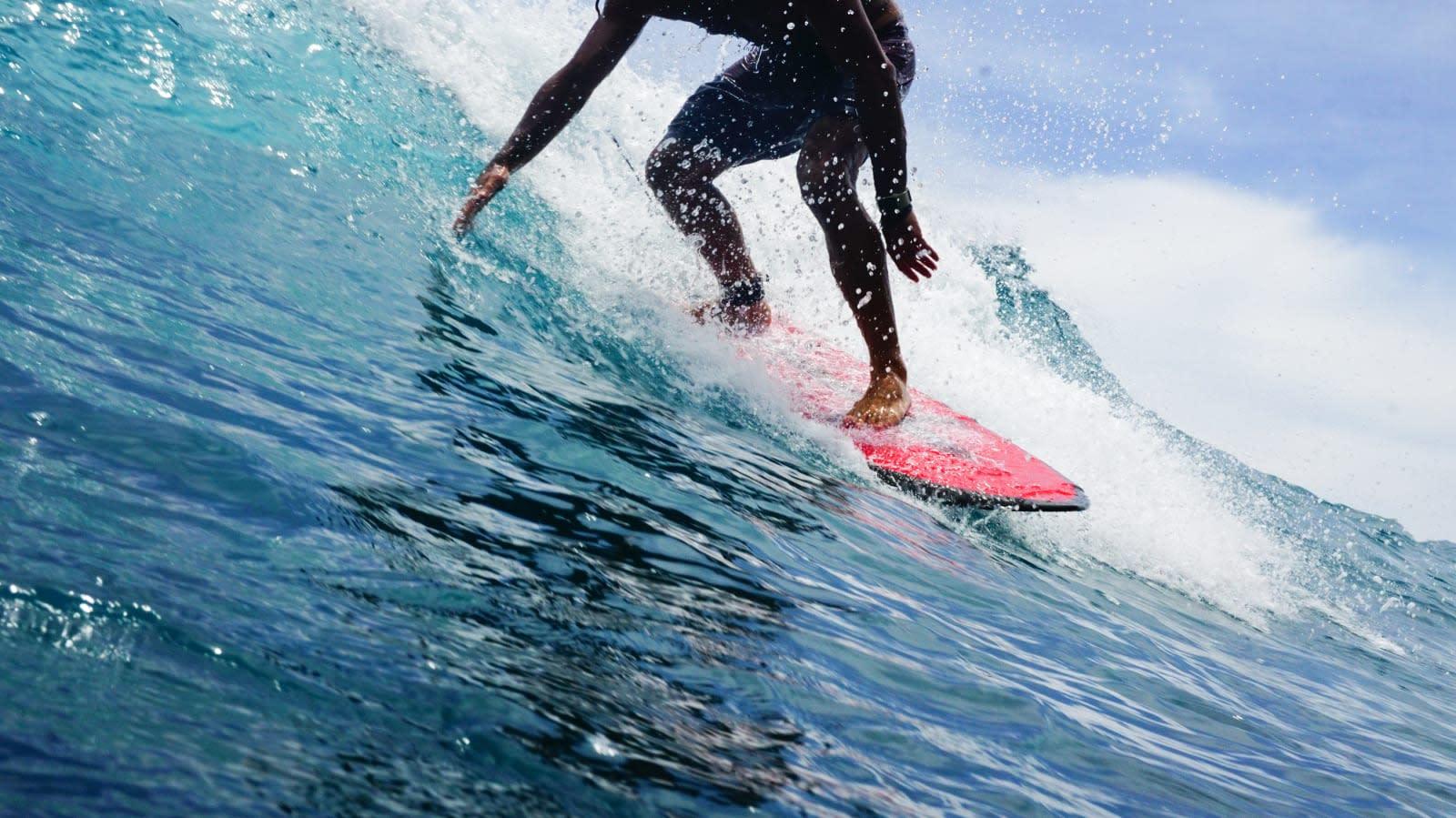 Surfline'ın Apple Watch uygulaması bir sonraki büyük dalga yolculuğunuzu kaydedecek | Engadget