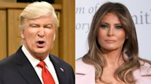 Alec Baldwin Claims Melania 'Loves' His Donald Trump Impression, and Must Know Her Husband Is a 'Weird Guy'
