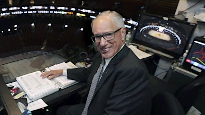 Legendary NHL voice 'Doc' Emrick retires