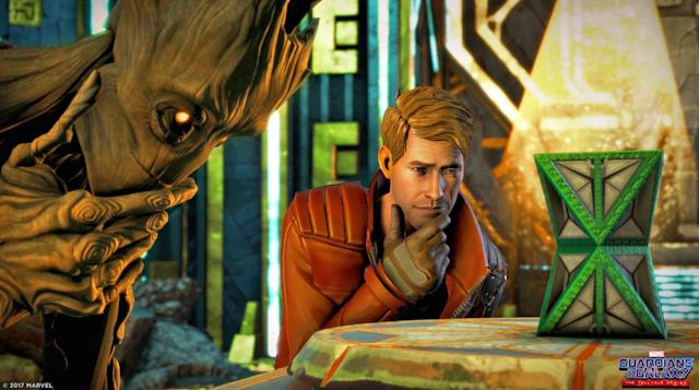 Telltale's 'Guardians of the Galaxy' first season ends next week