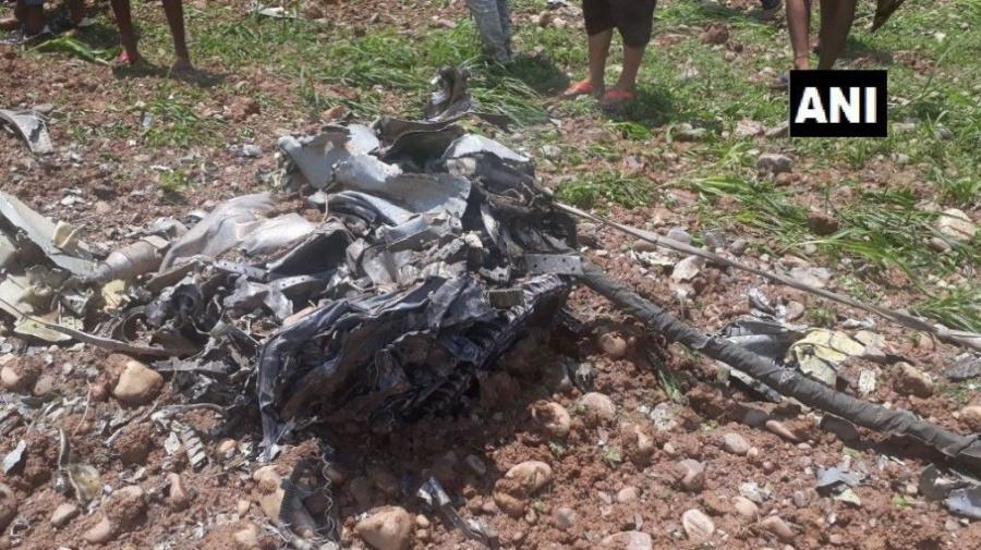 IAF fighter jet crashes in Himachal, pilot missing