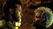 Halle Berry reveals that her Storm and Hugh Jackman's Wolverine had secret romance
