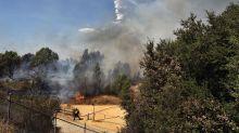 California: Pareja causó incendio al revelar género de bebé