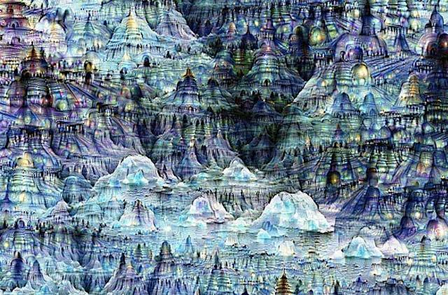 Google DeepDream experiment takes you on a trippy VR journey