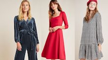 Flash sale alert: Score up to 40 per cent off Anthropologie holiday-ready outfits