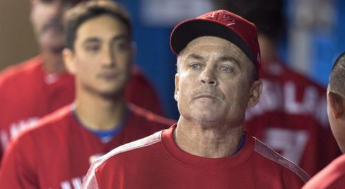 MLB, Toronto Blue Jays, John Gibbons