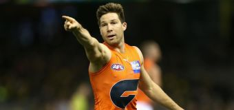 Injured GWS star Greene out for a month