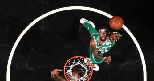 Basket - NBA - Les Boston Celtics obtiennent un treizième succès d'affilée à Brooklyn
