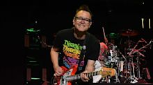 Blink-182's Mark Hoppus Reveals He Has Cancer: 'It Sucks and I'm Scared'