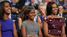 Michelle Obama Never Wanted Malia And Sasha To 'Resent The Presidency' While Growing Up In The White House