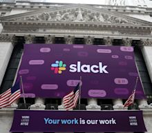 Slack's stock indicated to open between $33 and $36 per share