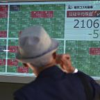 Global shares mixed as investors look ahead to Fed rates