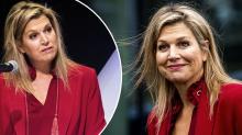 """Königin der Niederlande sieht laut Kritikern """"ungepflegt"""" aus"""