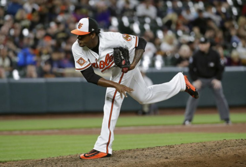 Edwin Jackson has played for 12 different major league teams. (AP)