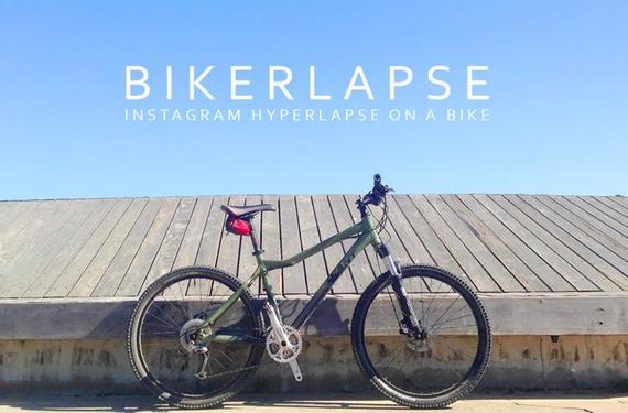 Impressive 'Bikerlapse' video showcases the awesomeness of Instagram's Hyperlapse app
