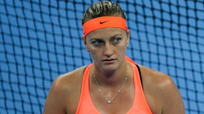 Kvitova to make last-minute French Open decision, on track for Wimbledon