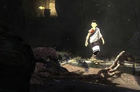 The Last Guardian is 'alive,' with no release in sight