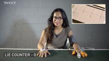 Lie Detector Test -  Venya (18 years)