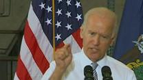 Biden: We'll Follow Terrorists to 'gates of Hell