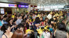 Changi Airport kicks off year-end festivities with Pokemon parade