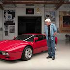 Jay Leno Drives The Iconic Ferrari 288 GTO