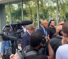 'It's our democracy, not yours': Trump associate Thomas Barrack heckled as he pleads not guilty