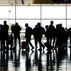 Air travel seeing surge nationwide despite COVID case surge