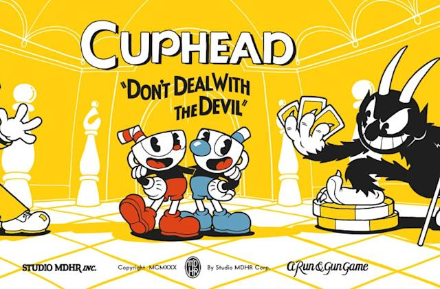 Here's a teaser trailer for the 'Cuphead' series that's coming to Netflix