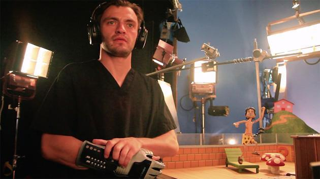 The NES' Power Glove now doubles as a stop-motion video controller