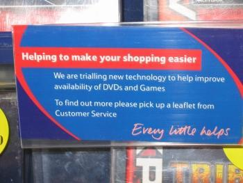 RFID-enabled smart shelves heading into stores?
