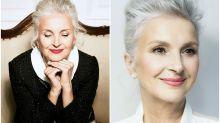 Esta agencia solo contrata modelos mayores de 45 años y lucen genial