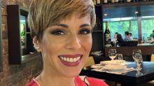 """Ana Furtado lembra tratamento contra o câncer: """"Houve momentos de dor no palco"""""""