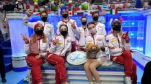 Russia scores first World Team Trophy victory with U.S. in second